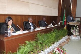 Foto do Ministério da Economia e Finanças