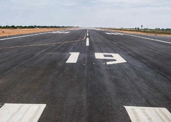 Foto dos Aeroportos de Moçambique