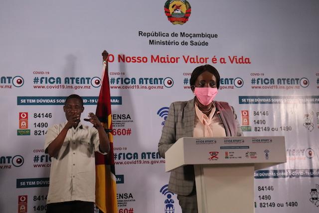 Foto do Ministério da Saúde