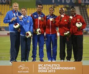 Foto  IPC Athletics World Championships, Doha, Qatar