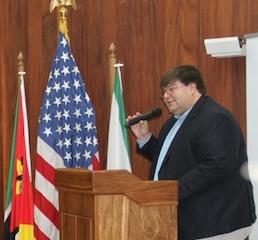 Embaixada dos EUA
