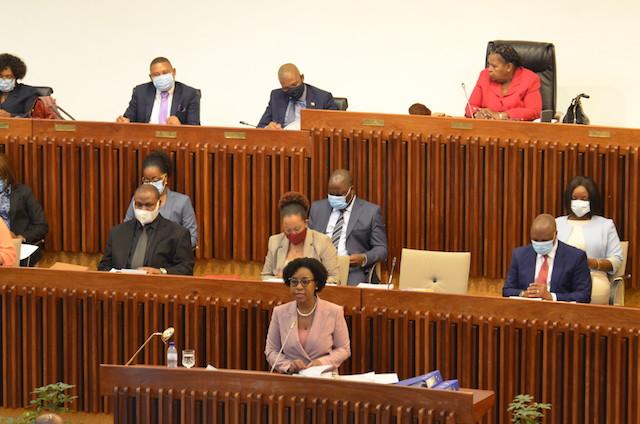 Foto da Assembleia da República