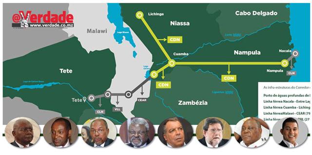 Mapa da CDN, Montagem @Verdade