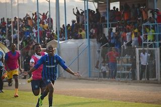 Foto da página do facebook da União Desportiva de Songo